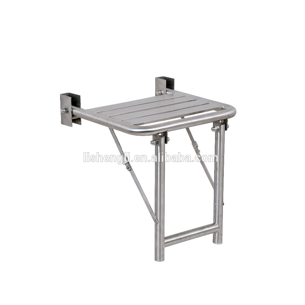 Wall Mounted Stainless Steel Shower Seat Bs-803b - Buy Shower Seat ...