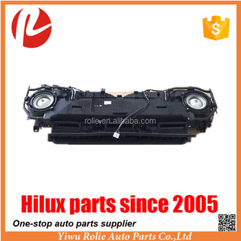 Automotive Air Conditioning Parts Toyota Hiace 2005 Up Rear ...