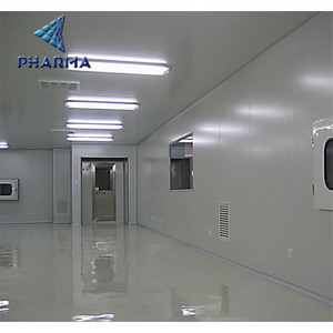 cleanroom environmental control