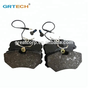 D454 disc brake pads price for Peugeot 405
