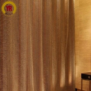 wholesale cheap metal mesh curtain