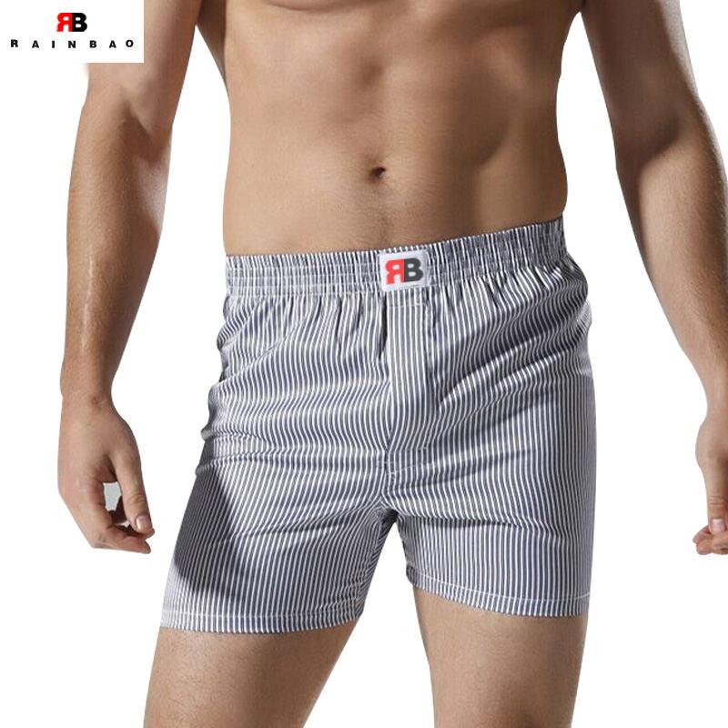 Boxers Men's Underwear Frugal New Hot Mens Underwear Wear Camouflage Leg Stretch Cotton Boxer Shorts Brand Men Boxer Underwear Factory Wholesale Gay