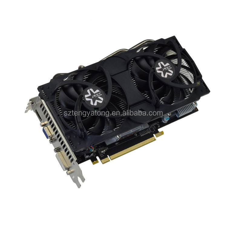 2017 Nvidia Gtx Geforce GTX960 2GB 256Bit DDR5 graphics card for 3D Games