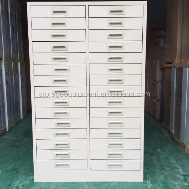 Many Small Drawers Metal Storage Cabinet Product On Alibaba
