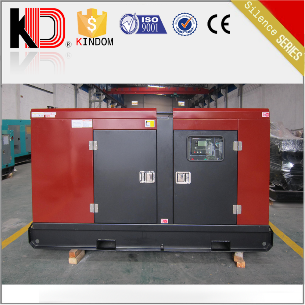 Super!!! POWERGEN Industrial Purpose Sound Proof Prime Rating 100KW Diesel Generator