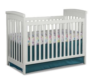 Baby Nursery Furniture Cot In Adjustable Cushion Daycare Cots For Sale