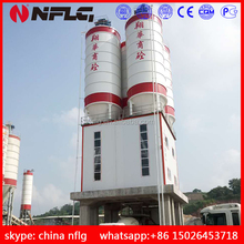 Supply portable concrete mixing plant and related equipments