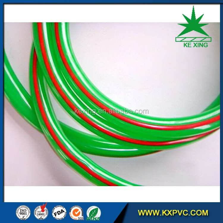 Elastic pvc hose price list