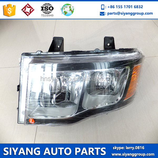 parts number 92101-Y4010XH JAC headlight headlamp left