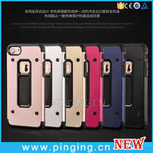 New Products 2017 For iPhone Mobile Accessories For iPhone 6s Case, Aluminum Metal Case For iPhone 7 Mobile Phone Cover