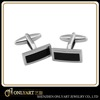 Popular designer jewellery double initial cufflinks cheap price metal cufflinks