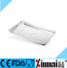 Aluminium baking trays anodized, aluminium flat baking tray for bakery