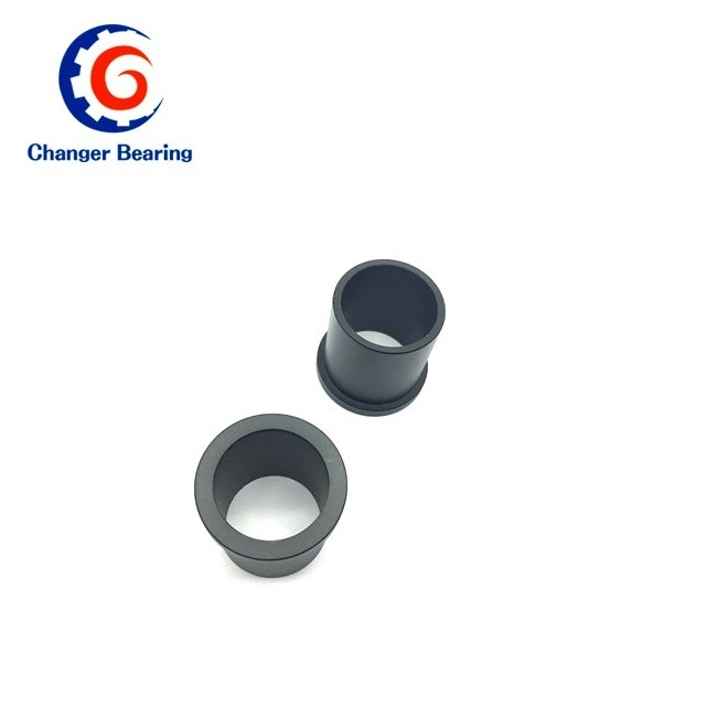 Wholesale Custom Nylon Delrin POM Bushing Bearing Flange Plastic Bushing