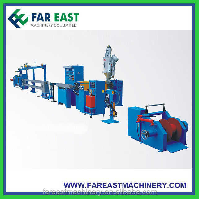 Shanghai cable manufacturing equipment copper wire extrusion machine