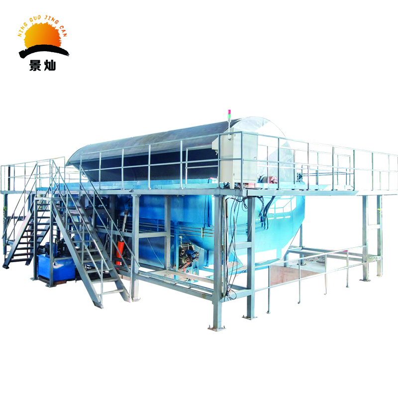 Jingcan water opslagtank koelbox kajak plastic product maken machines roto moulding machine rotomolding machine