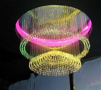 Colour Changing Fibre Optic Party Light Sensory Room Aid