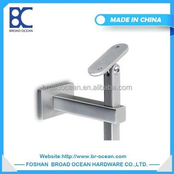 Stair Stainless Steel Floating Wall Shelf Bracket