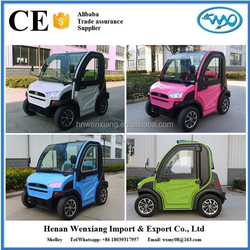 Electric Car Without Driving Licence Electric Car Without Driving