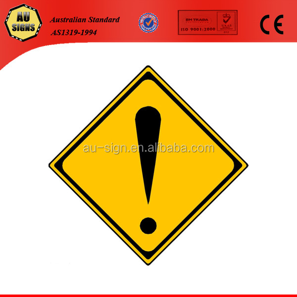 Road Safety Signs Reflective Danger Sign Board