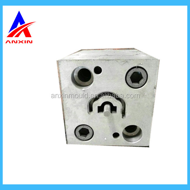 center line aging-resistant pvc imitation nature marble profile extrusion tool from manufacture