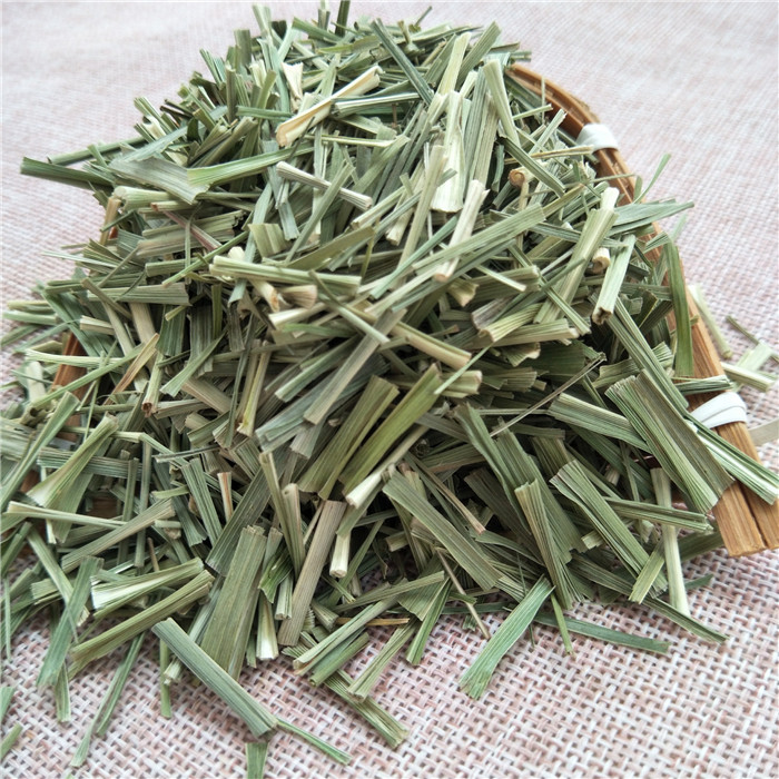 Ning meng cao Making curry flavoring ingredients raw Material dried lemongrass leaves