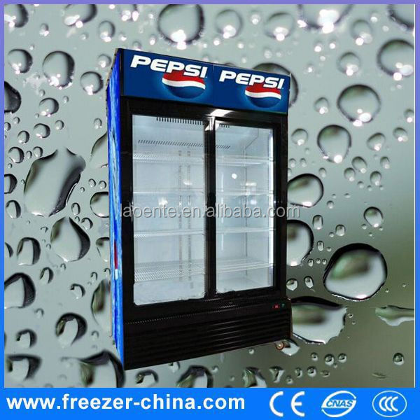 Xuzhou Sanye supermarket cooler super cold freezer, display showcase chiller for beer