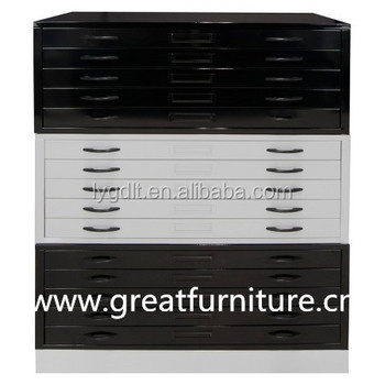 Lateral Drawer Steel Plan File Storage Cabinet