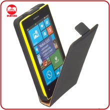 for Nokia Lumia 520 PU Leather Flip Case,Guangzhou Manufacturer Wholesale