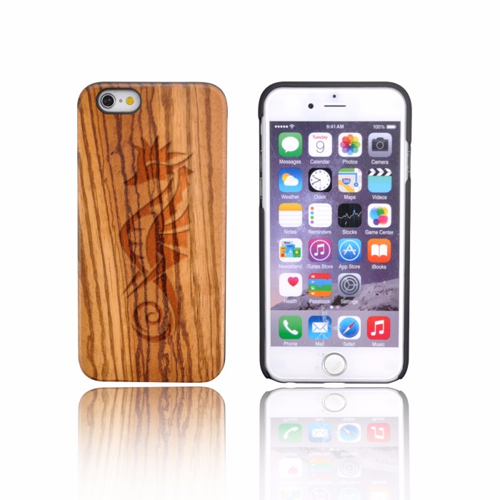 Best Quality Imported Natural Wood For Apple Iphone 4s Cases And Covers