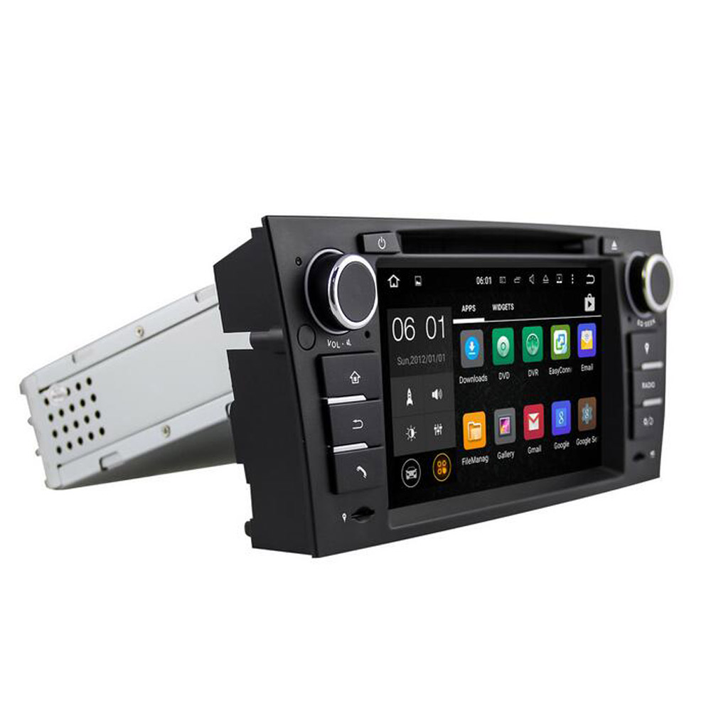 Winmark Newest <strong>Android</strong> 5.1 Car Audio DVD GPS Player Radio 7 Inch 1 Din For BMW 3 Series E90 (2005 Onwards) Saloon DU7067