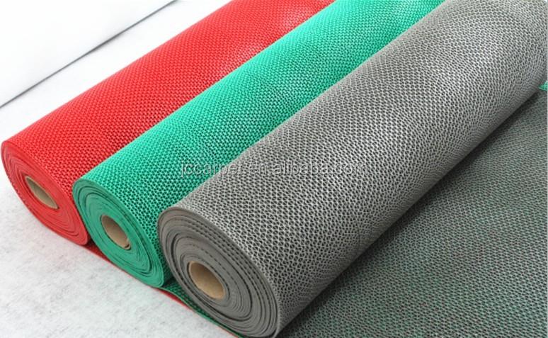 Pvc Rubber Chain Mat Rolls