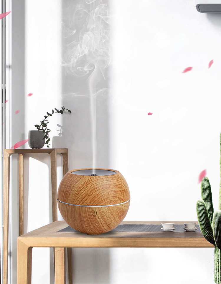 2019 trending humidifier essential oil difuser aromatherapy led light diffuser