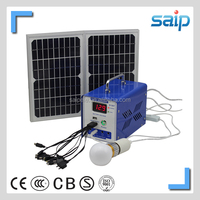 2014 Newest solar powered battery operated home generator S1212