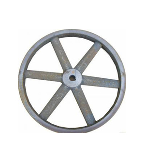 Custom iron casting hand wheel used in agriculture machine