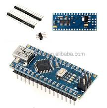 2015 New Products Nano 3.0 Board ATmega328 5V 16M Drive IC With arduinos Nano 3.0 USB Cable Are High Quality