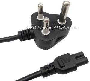 Best seller super quality south africa heat resisting power cord