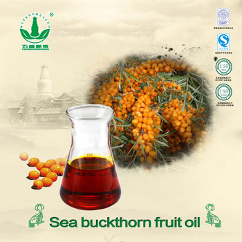 Manufactuer Supply Seabuckthorn fruit oil