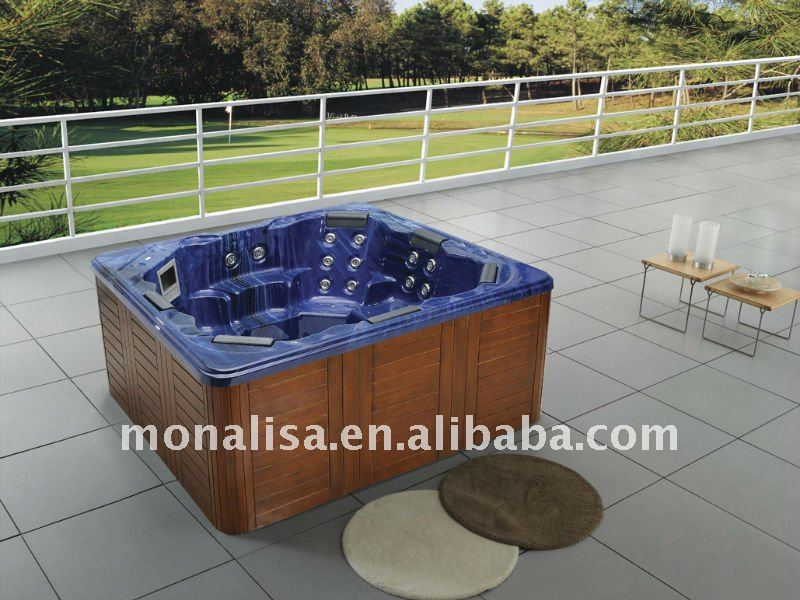 free standing hot tub. Hot Tub Wood plastic Panel  Suppliers and Manufacturers at Alibaba com