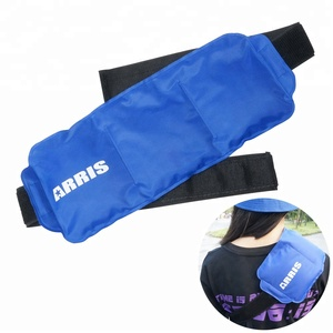 NEW Professional Best Price Therapy Back Hot Cold Gel Ice Pack Flexible Reusable Cold Pack