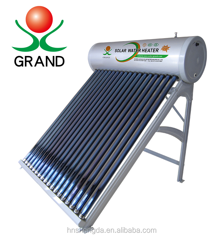 Portable Solar Water Heater, Portable Solar Water Heater Suppliers And  Manufacturers At Alibaba.com