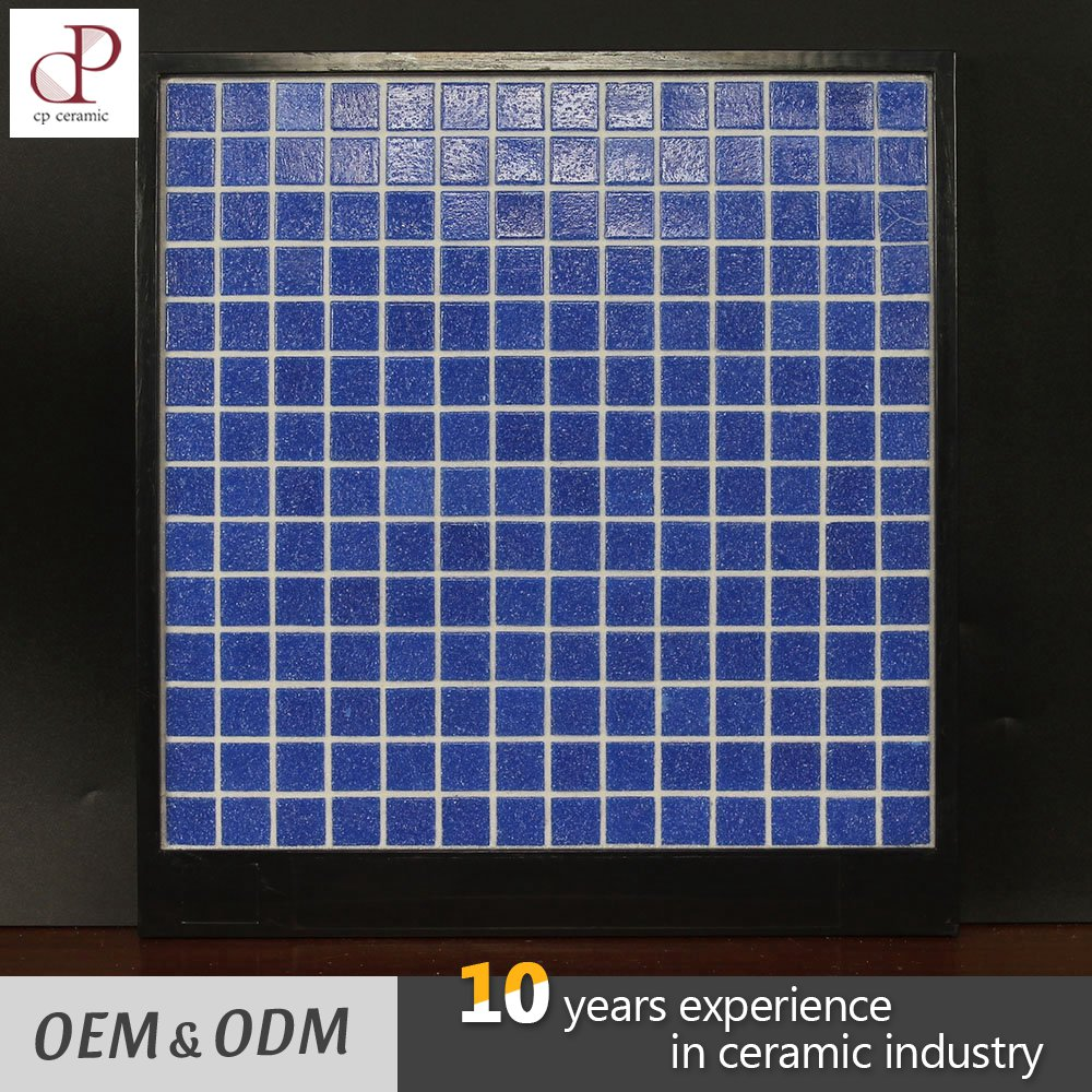 Blue Mosaic Glass Tile Wholesale, Glass Tile Suppliers - Alibaba