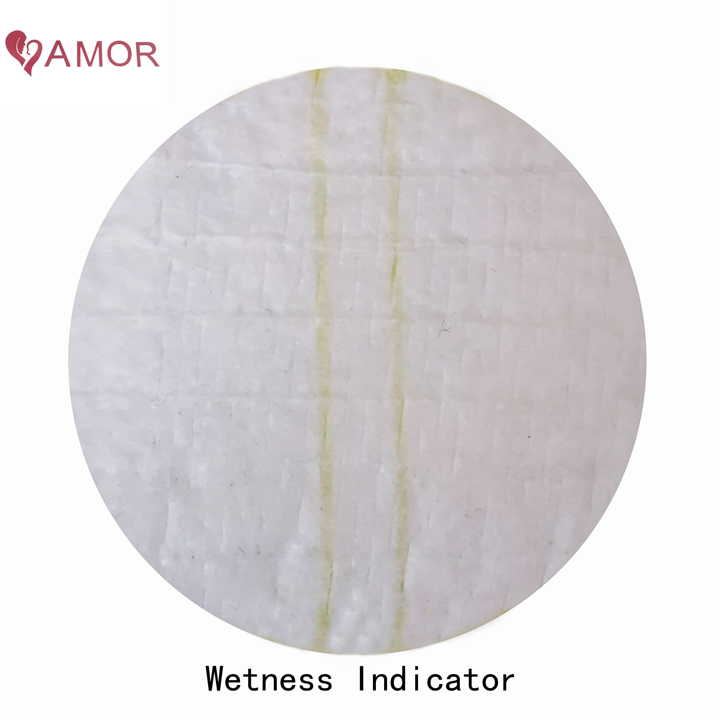 Breathable Non-woven Backsheet Super Absorption Elastic Waist Band Wetness Indicator Disposable Baby Diaper