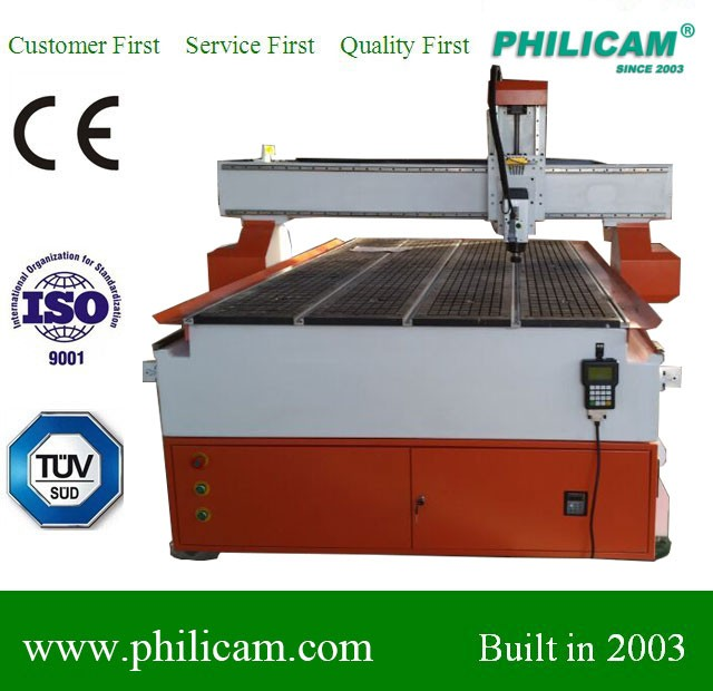 wood cnc router with italy hsd spindle