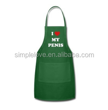 Funny Apron With Penis
