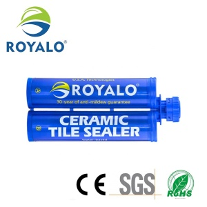 Bright Color Fast Curing Non-Shrink Eco-friendly Water-Based Resin Epoxy Tile Joint Sealant Price