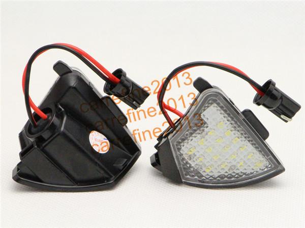 Geleid Zijspiegel Lamp Verlichting Voor Vw Eos Golf Passat Jetta Mk5 ...