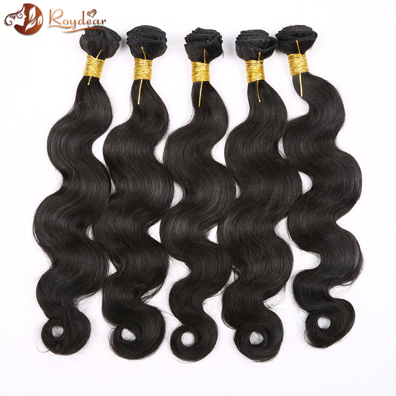 100% pure virgin unprocessed indian hair remy human hair body weave
