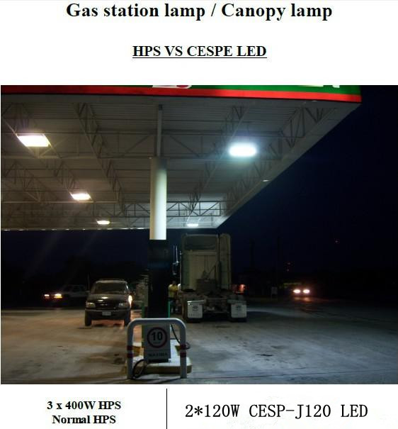 IP68 UL ATEX 40w led explosion-proof high bay lighting