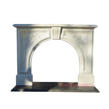 Wholesale Home Stone Ornaments High Quality Marble Fireplace