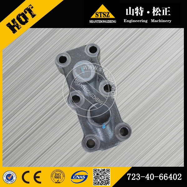 Genuine excavator spare part on PC210LC-6 of valve ass'y 723-40-66402 main valve